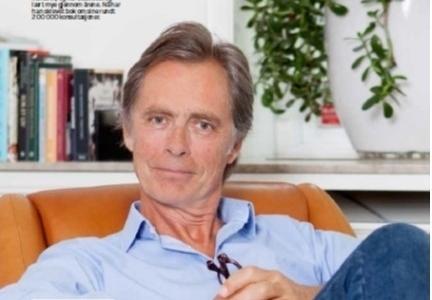 Portrett med Jørgen Skavlan
