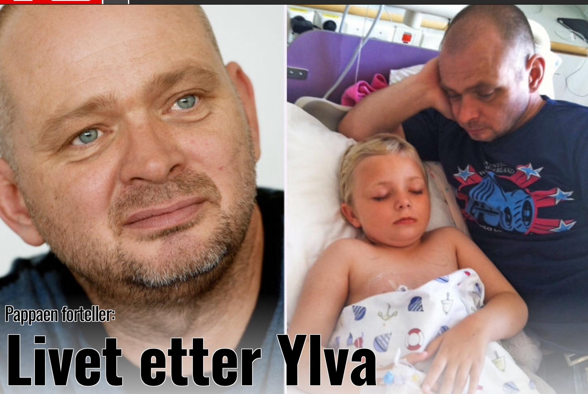 VG Helg: Livet etter Ylva