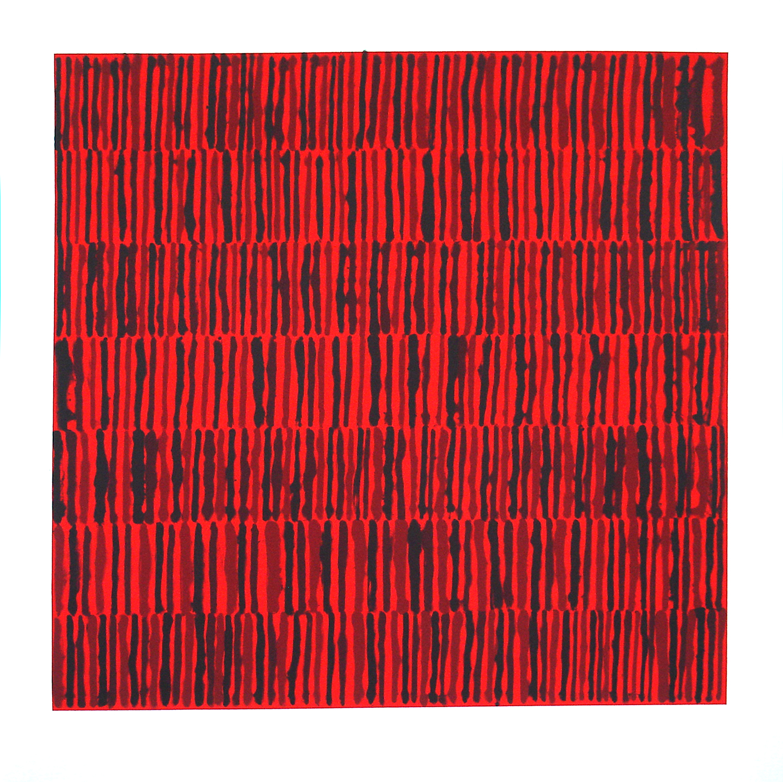 Kip Gresham, Vincent's Dream    Date:  2011   Size (cm - unframed):  90 x 90   Technique:  Screenprint   Materials:  Somerset 410gsm   Edition size:  15   Publisher:  The Print Studio   Copyright:  The Artist    P.O.A.