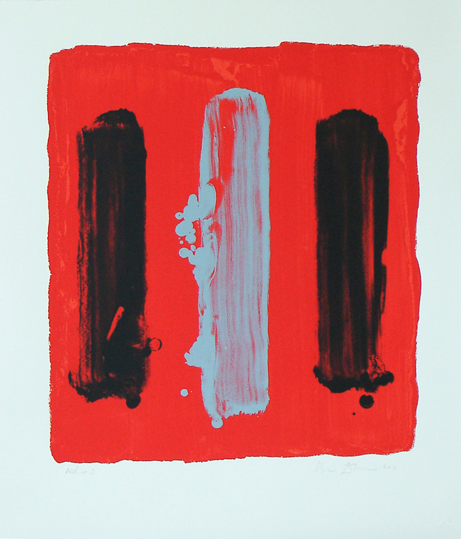 Kip Gresham, Lost in the Funhouse    Date:   2012   Size (cm - unframed):   66.5 x 56   Technique:   Screenprint   Materials:   Somerset Soft White 300gsm   Edition size:   15   Publisher:   The Print Studio   Copyright:   The Artist    P.O.A.