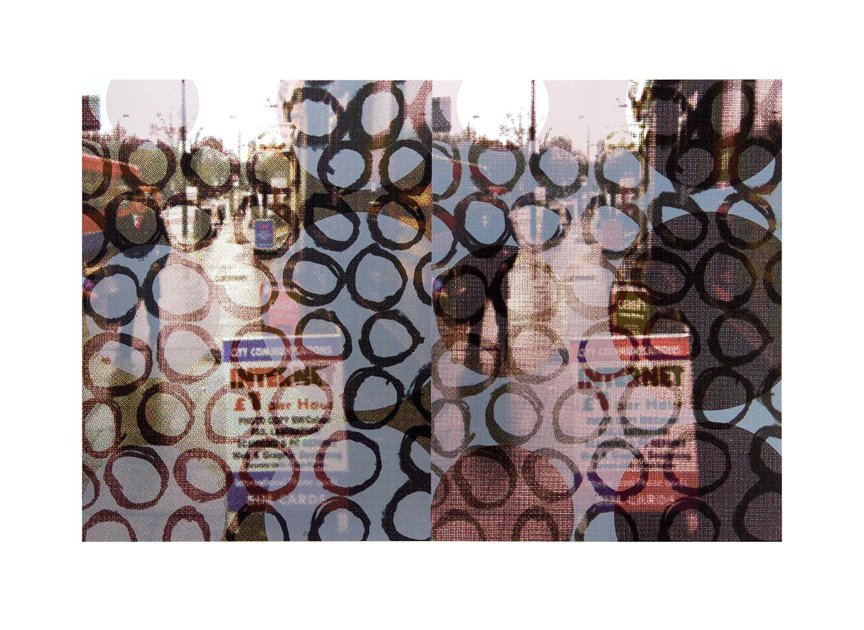 Trevor Banthorpe, Drawing Breath    Date:  2014   Size (cm - unframed):  54.5 x 75  Technique:  Screenprint   Materials:  Somerset Velvet 300 gsm   Edition size:  30   Publisher:  The Print Studio/The Artist   Copyright:  The Artist    P.O.A.