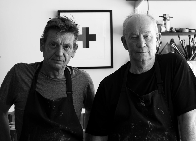 Alan Grabham & Kip Gresham
