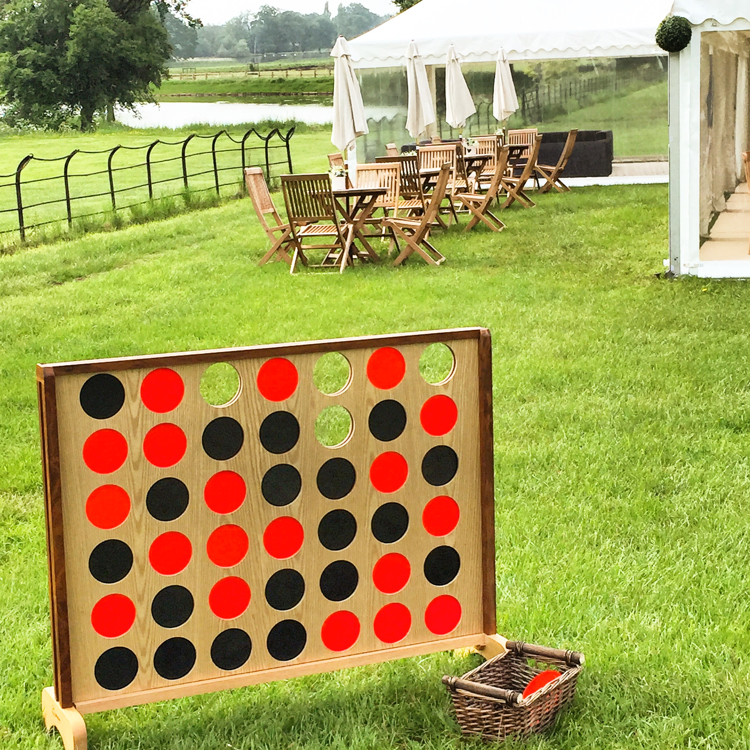 Connect Four – £45