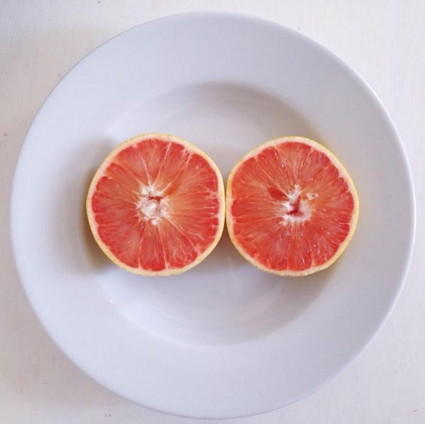 The Wisdom of Fruit - Pink Grapefruit