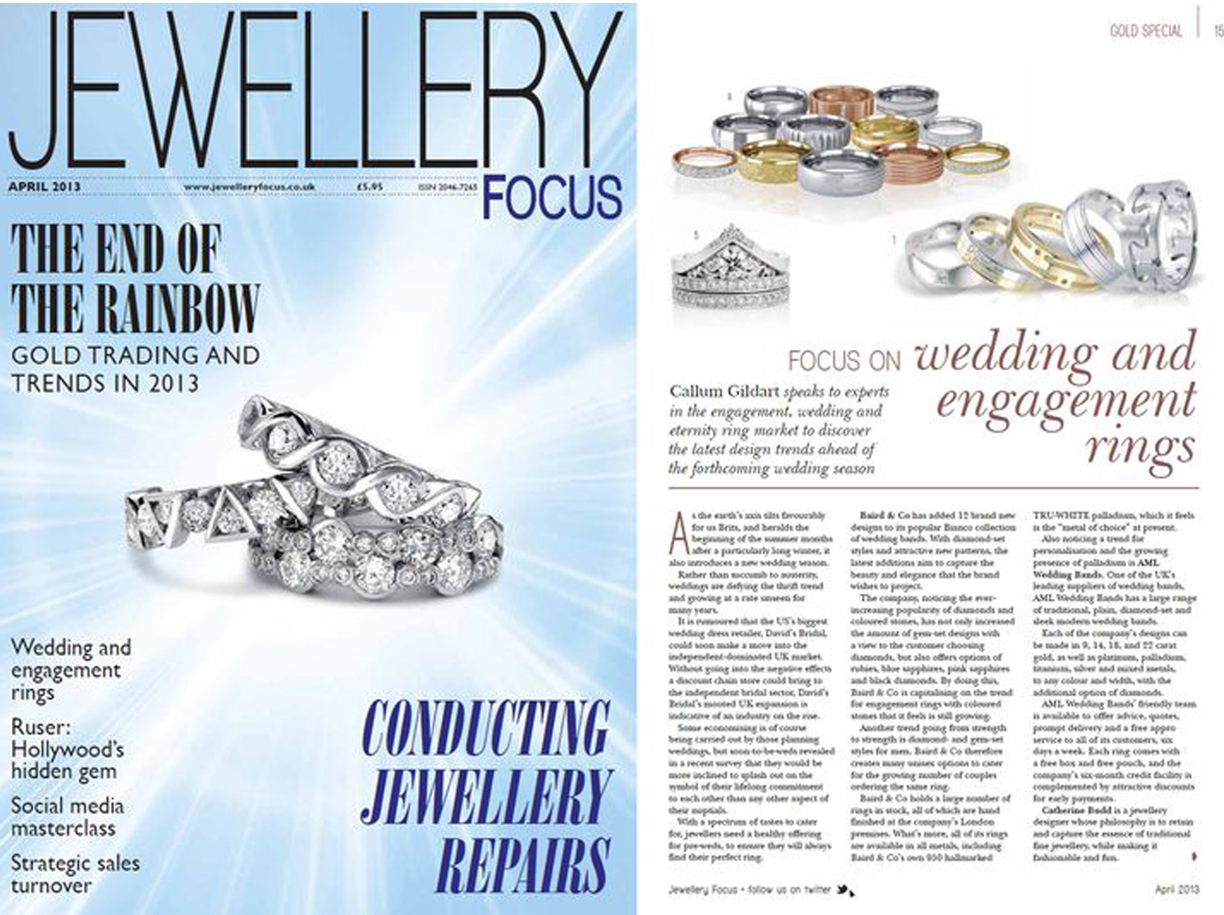 Jewellery Focus April 2013