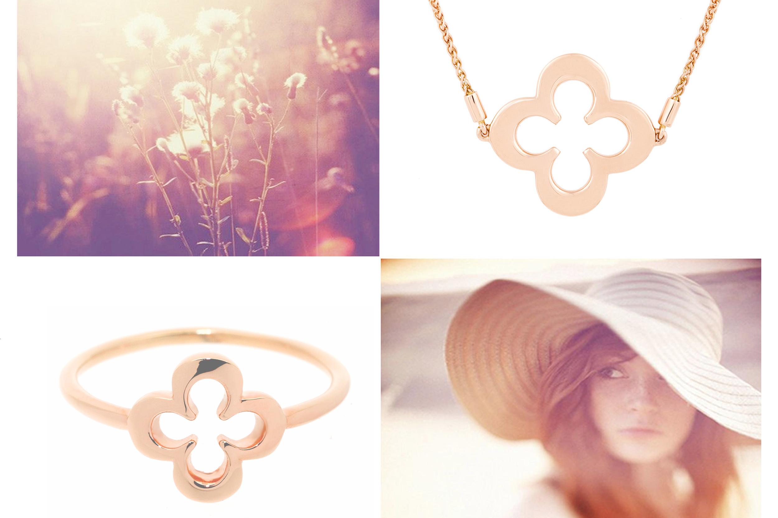 Bridesmaids Jewellery - Clover