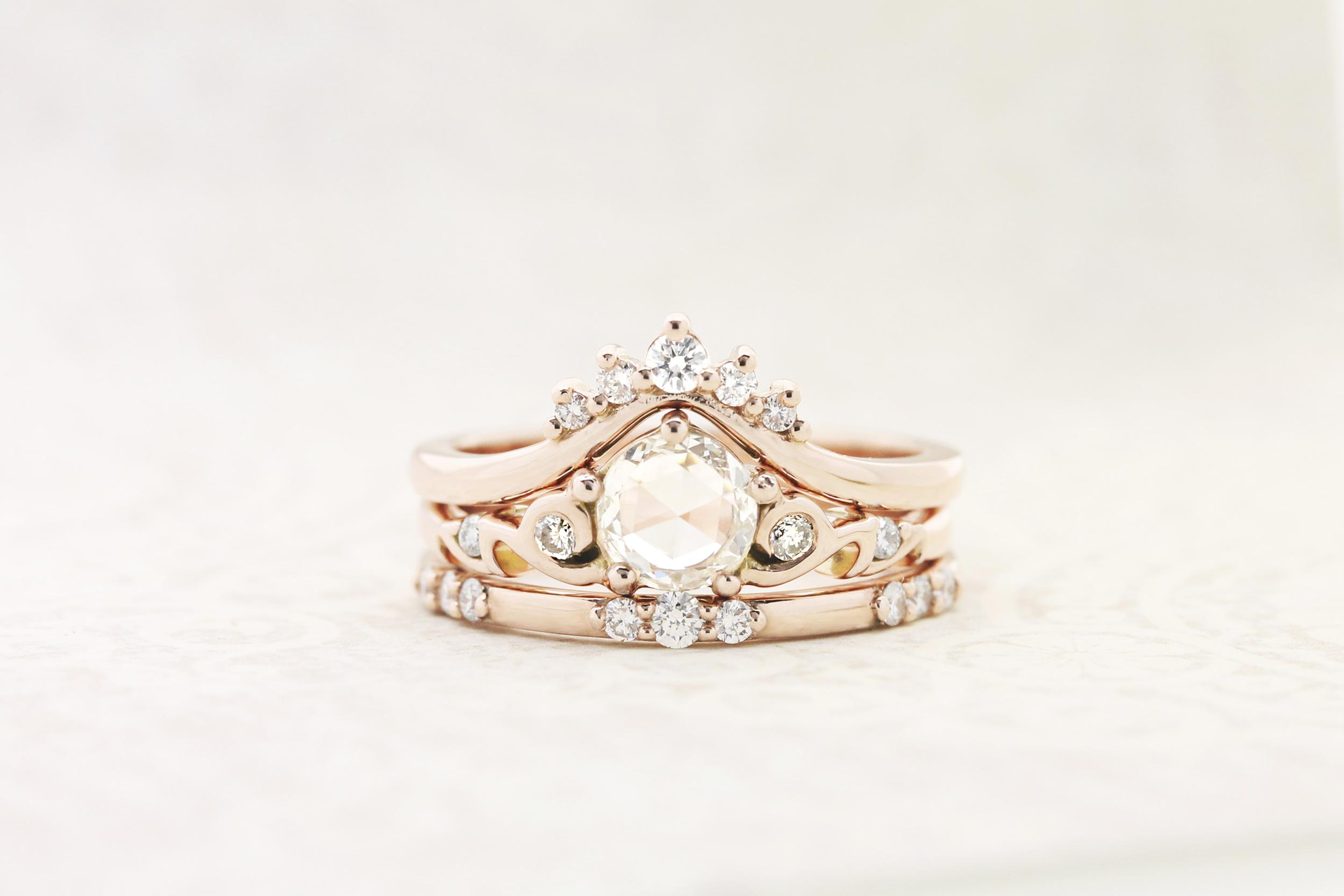 Valentina Unique Engagement Rings