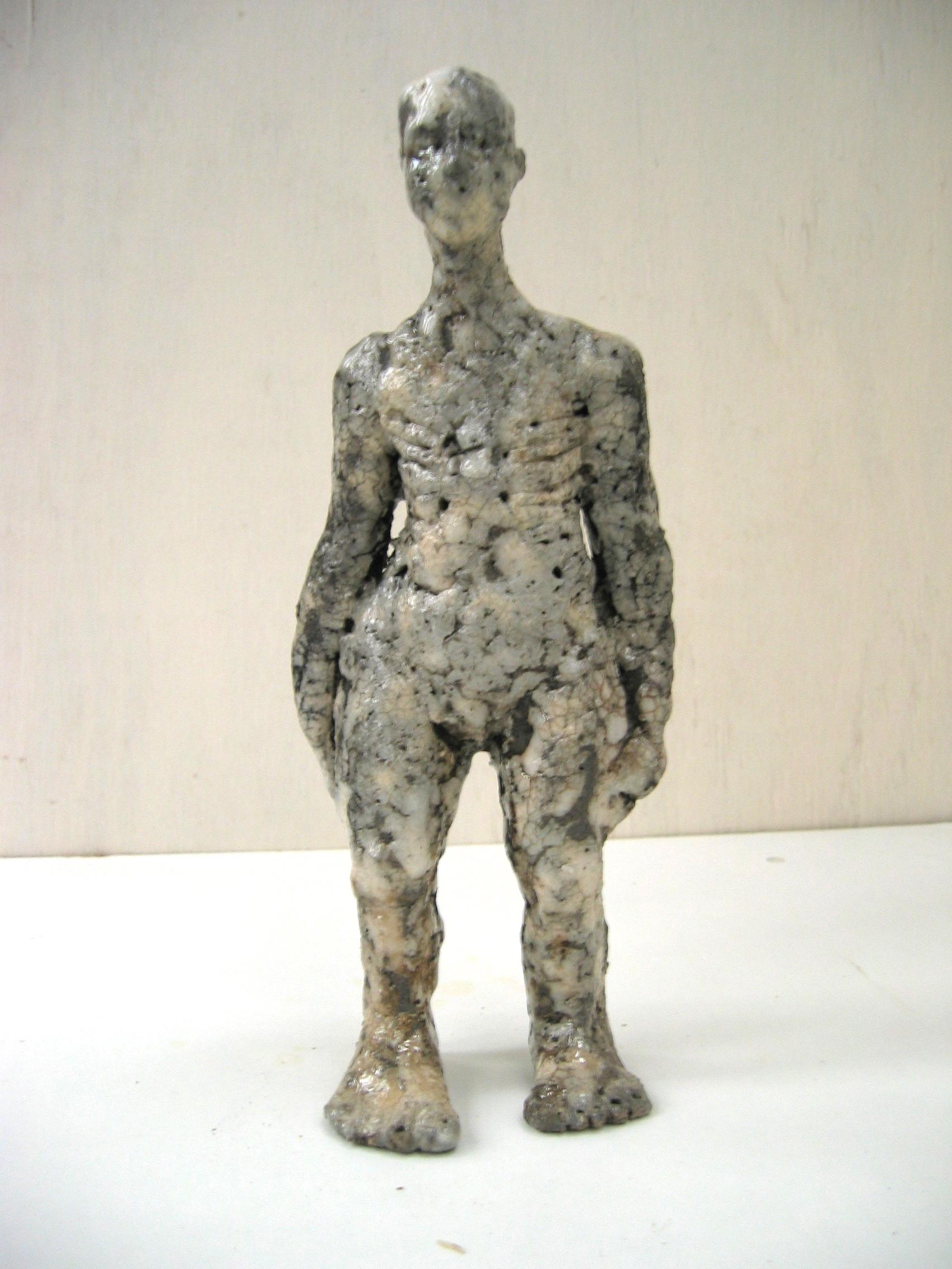 Skeleton Woman, sold