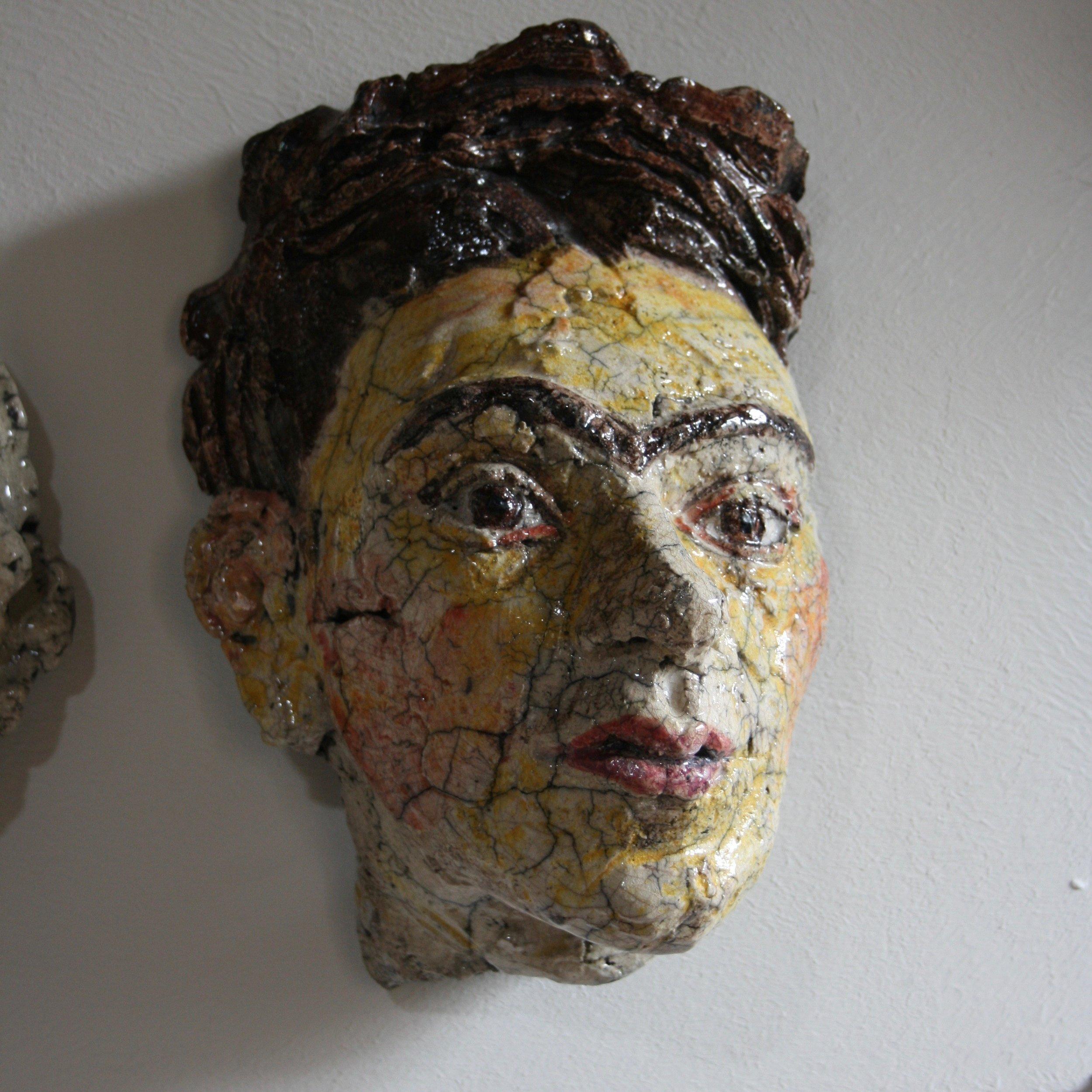 portret van Frida Kahlo