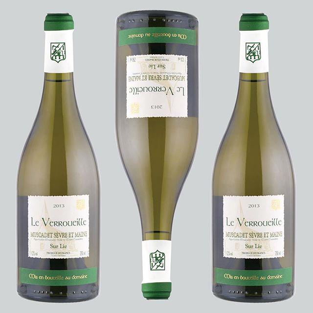 2013 Le Verroueille Muscadet / $26 #muscadet