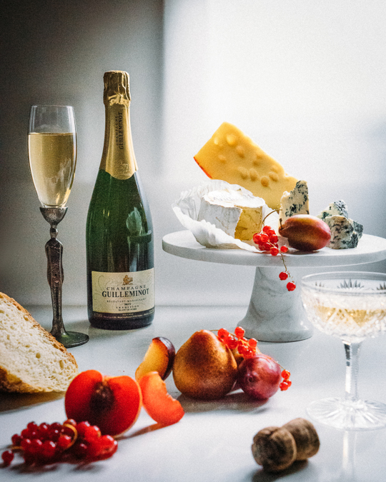 French Wine and Cheese - Is There Anything Better?