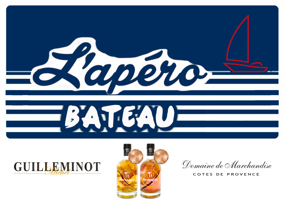 L'Apéro Bateau - sunset cruise in the bay! - Friday, May 3rd 2019 - 5.30pm - 8pm at Pier 39, in San FranciscoCelebrating Ced's Ti Rum Liqueur Victoria Pineapple and Mango Passion Fruit expressions winning bronze medals at the San Francisco World Spirits Competition!We'll board Sail SF's Santa Maria vessel, sail around Alcatraz Island and under the Golden Gate Bridge sipping on Rum, Champagne & Rosé!Check out the full details by clicking below, $85 price is all inclusive!Featured: Ced's Ti Rum Liqueur - Champagne Guilleminot 'Blanc de Noirs' Brut Tradition - Domaine de Marchandise, Côtes de Provence, Rosé