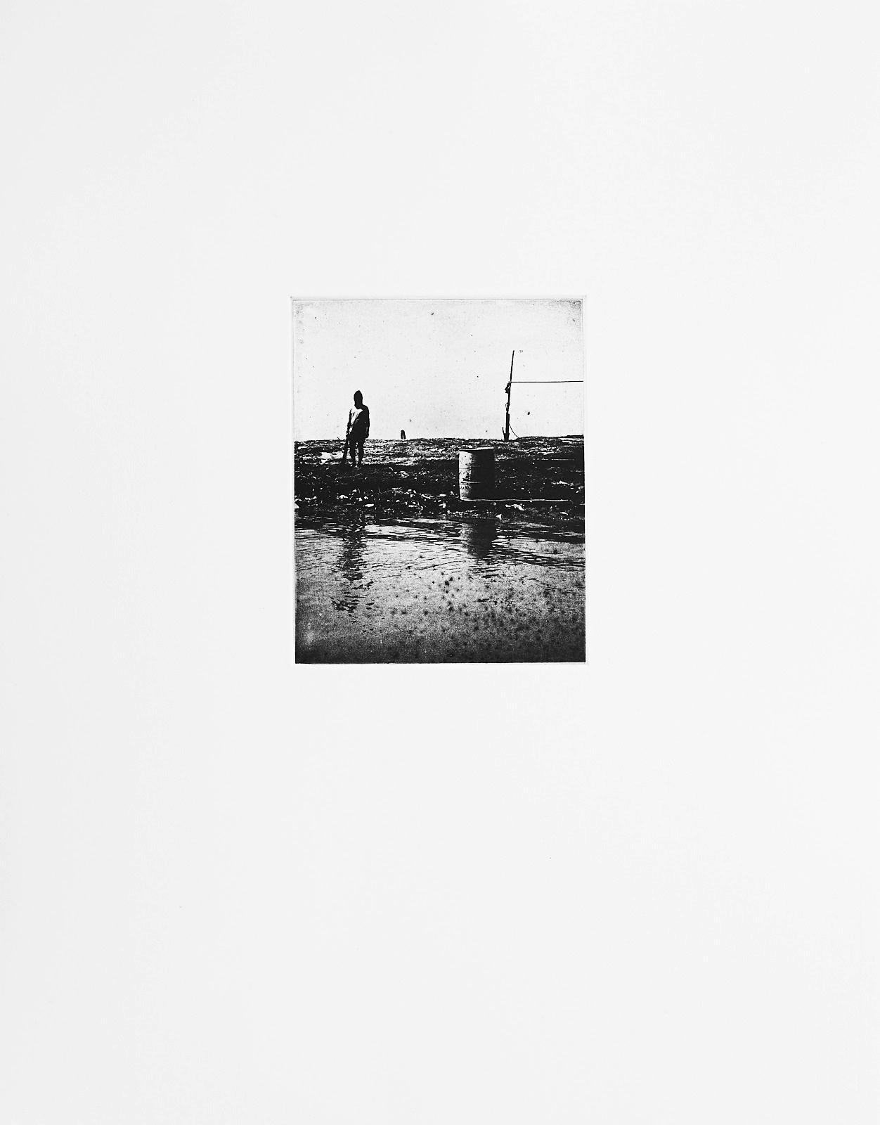 o.T.[Typologien#3]  (2018)  medium: Photogravure  size: 36 x 46 cm  paper: Zerkall 270 g/qm  plate: 11.7 x 14.7 cm  edition: 6 copies  numbered: 1/4 - 4/4, 2 e.a.  printer: FWU