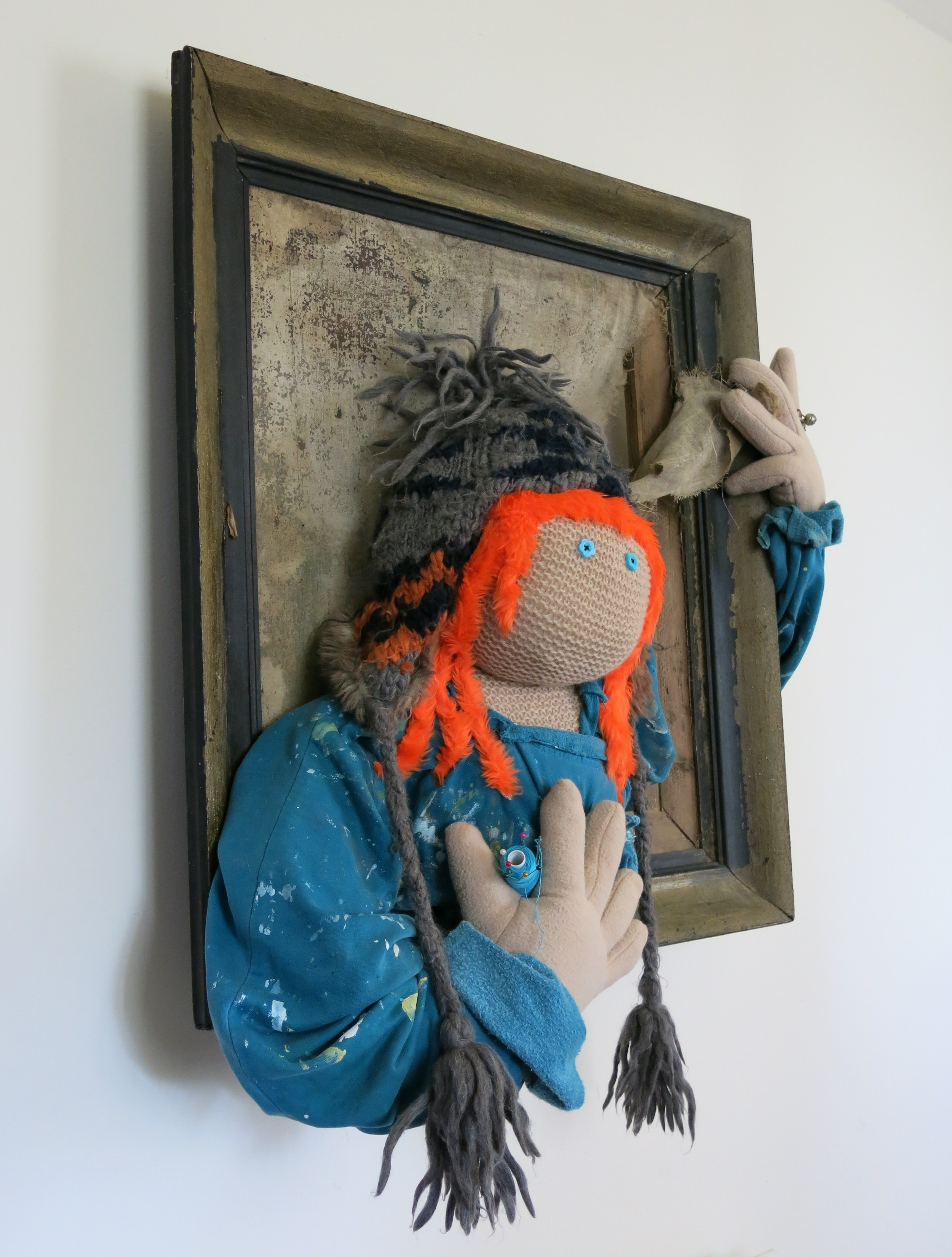 Traci Moss - Sticking Out (An Autobiographical Peek) - alternative view #1.JPG