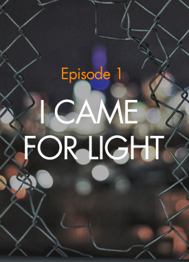 Enoch, a North Korean refugee, describes what life was like under the regime, his journey across the ice cold Tumen River, the challenges he now faces as a refugee, and the bright lights that convinced him it was all worth it.  [Episode 1 Transcript]