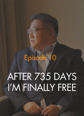 Described by North Korea as the most dangerous American they've ever imprisoned, Kenneth Bae talks about spending 735 days in a forced labour camp. He chats with us about faith, grilled cheese sandwiches, becoming a counsellor to his guards and Dennis Rodman.  [Episode 10 Transcript]
