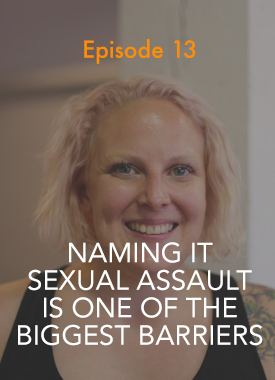 On January 31, 2015, Mandi Gray was reportedly sexually assaulted by a fellow student at York University. Mandi drops by to talk about institutional betrayal, naming sexual assault, and becoming one of the few to take her case to trial.  [Episode 13 Transcript]