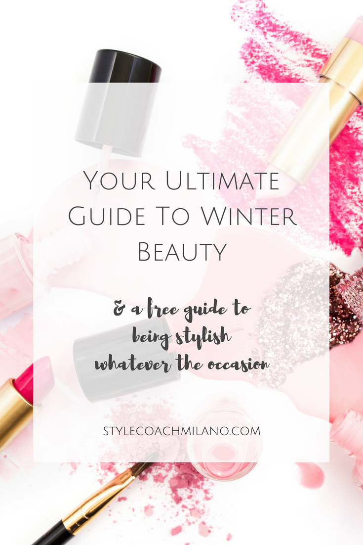 Your ultimate guide to winter beauty, Veronika Nemeth