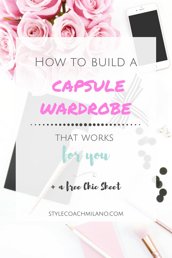 Building Your Unique Capsule Wardrobe