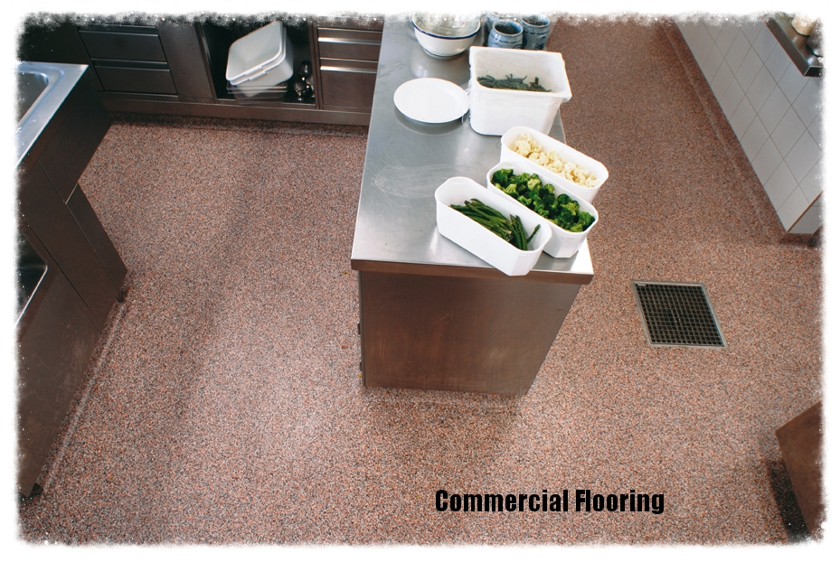 Commercial Epoxy Flooring Systems