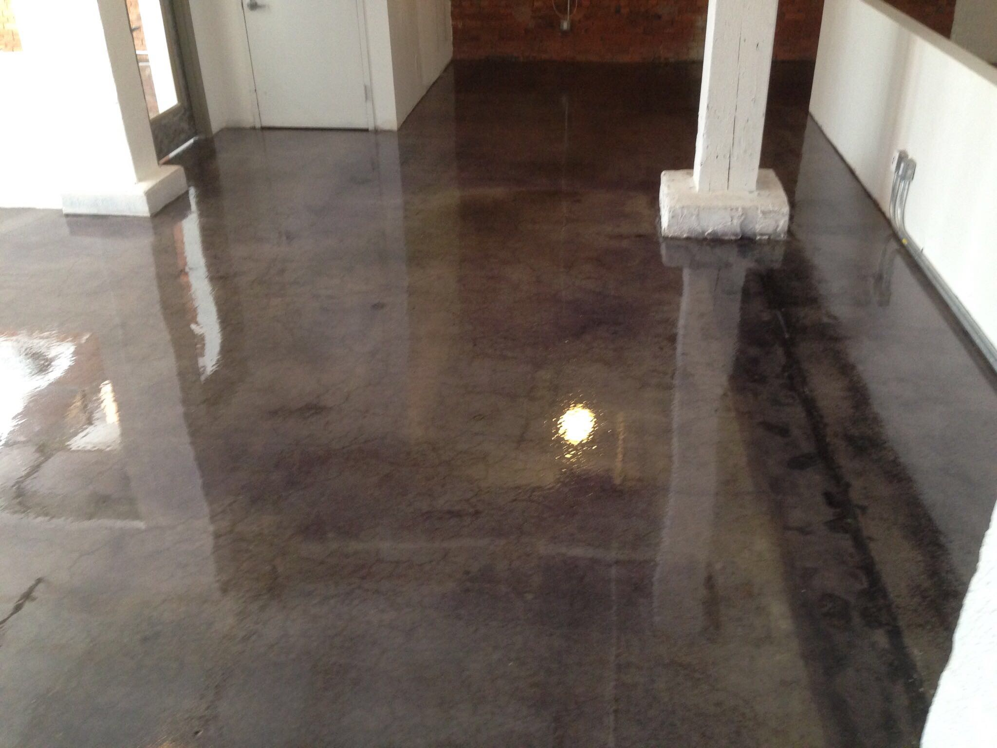 Garage Epoxy Floor Systems