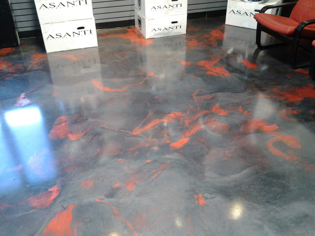 Residential Epoxy Floors Services