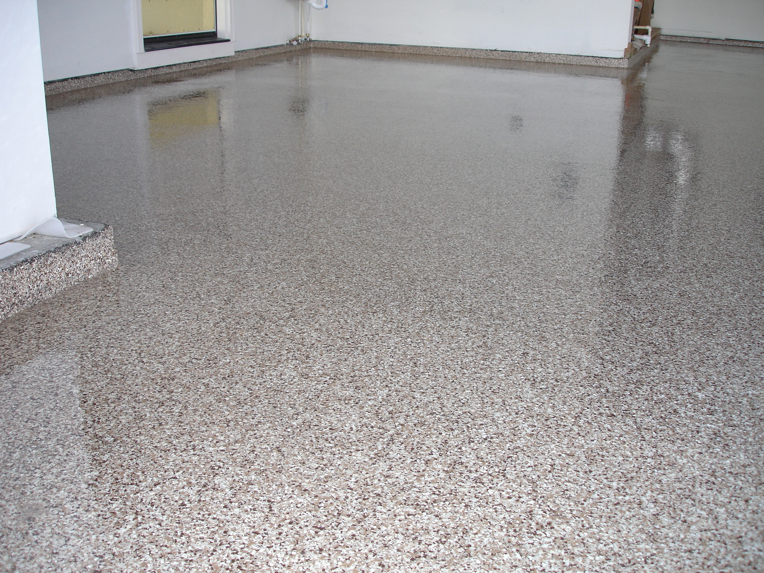 Decorative Floor Chip Flakes