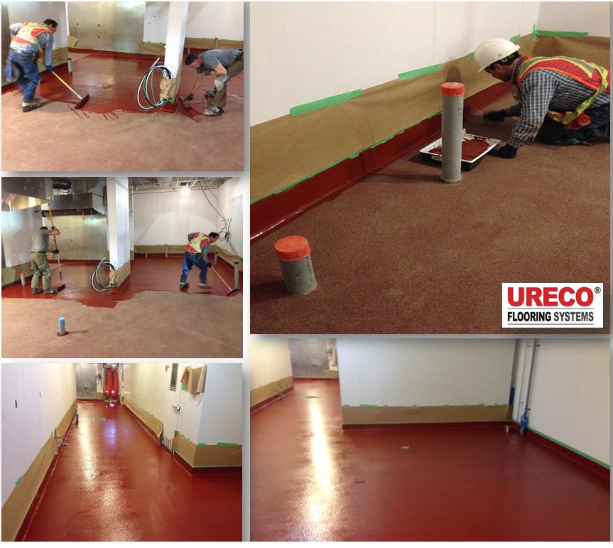 Food Grade Flooring