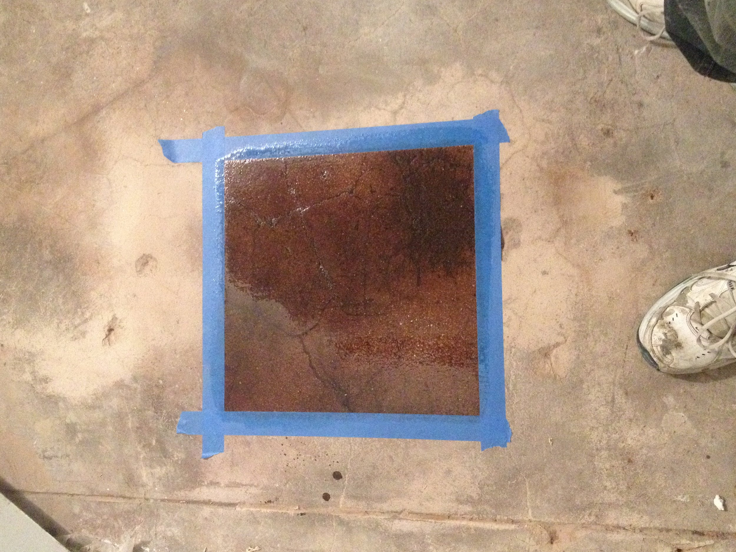 garage floor epoxy kit
