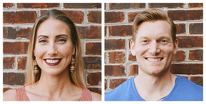 Christina & Rees Burt    Thursday 7:30pm