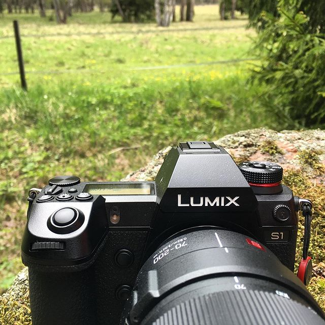 So this happened.. this is gonna be a good one! . . . . . . . #lumixphotography #lumixs1 #fullframe #panasoniclumix #changingphotography #newgear
