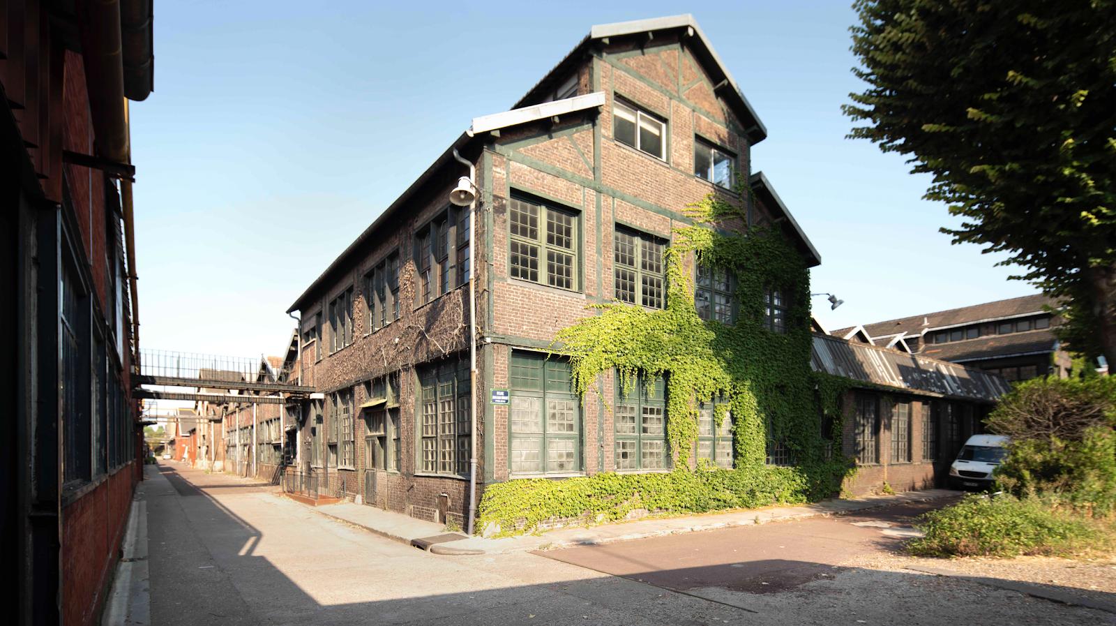SOUKMACHINES investit une ancienne orfèvrerie à Saint-Denis