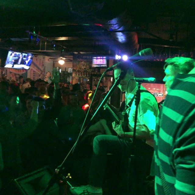 Awesome double header weekend at @whitlowsonwilson  and @tinroofbmore, two of our favorite places to play. Thank you for partying with us!! 🖤🙌🥳