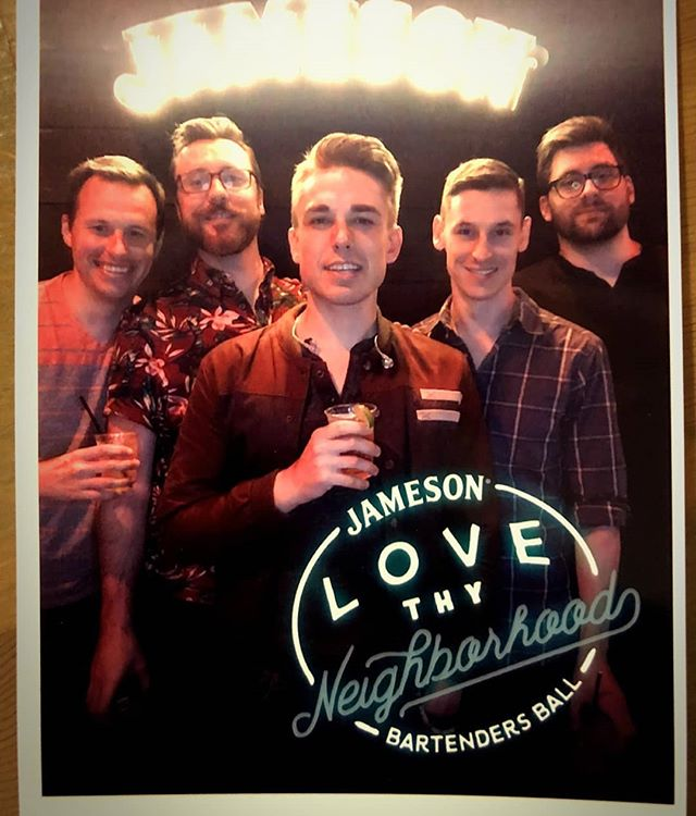 Huge thanks to @jameson_us and @littlehavanabaltimore for having us at the Bartenders Ball! If you know us, you know we're about that Jame-o. What an awesome party!  #partyisourmiddlename #tipyourbartender