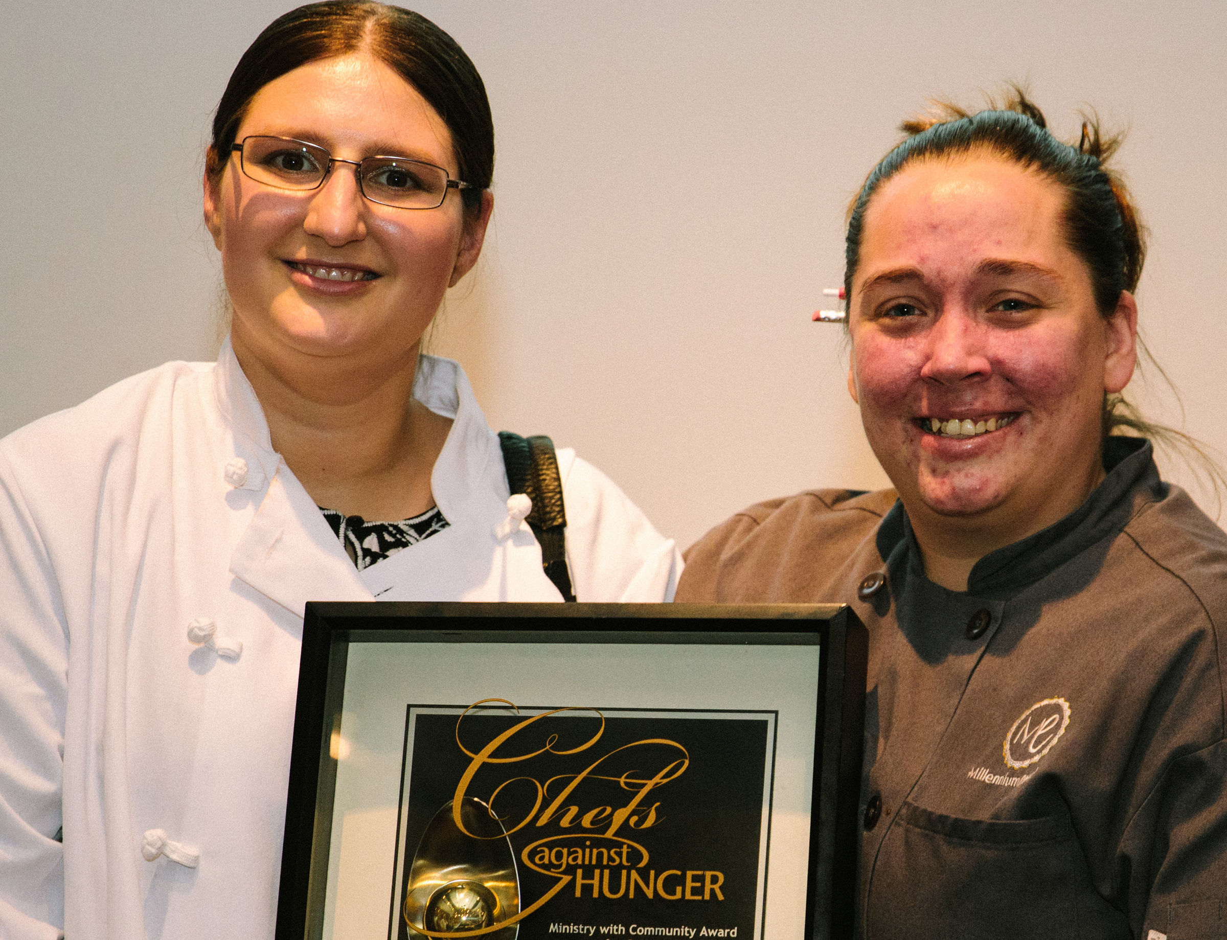 Chefs Against Hunger Winners