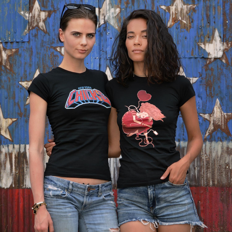 Rozalinda Uhl and Shannon Holloway for Graffitication