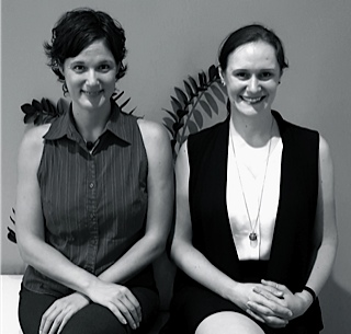 Co-founders Zara Watkins and Dana E. Heitz