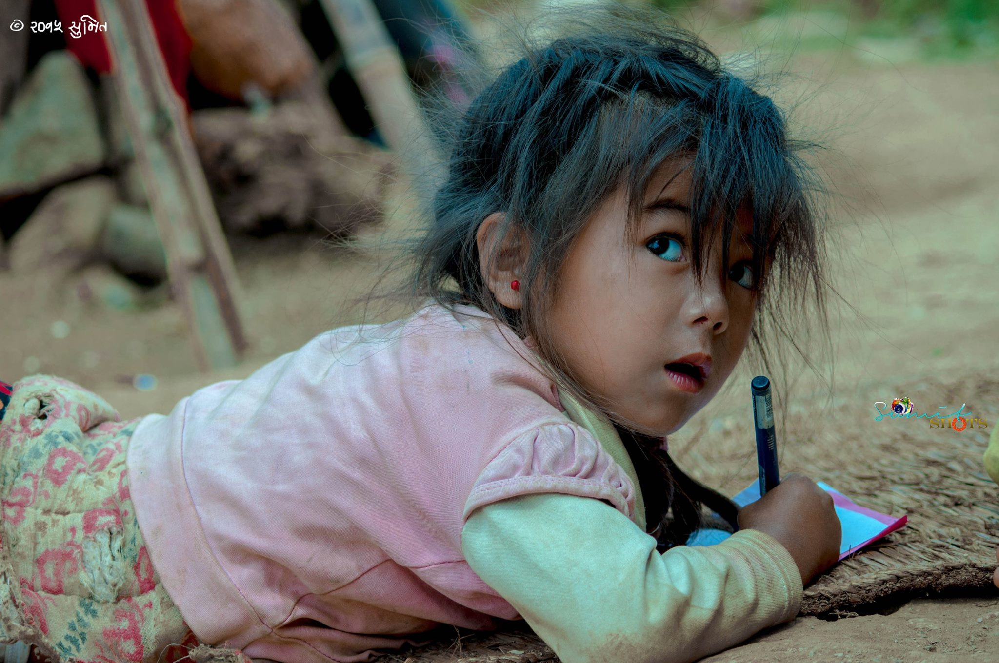 We are reaching out to provide for these children in all affected areas in Nepal.