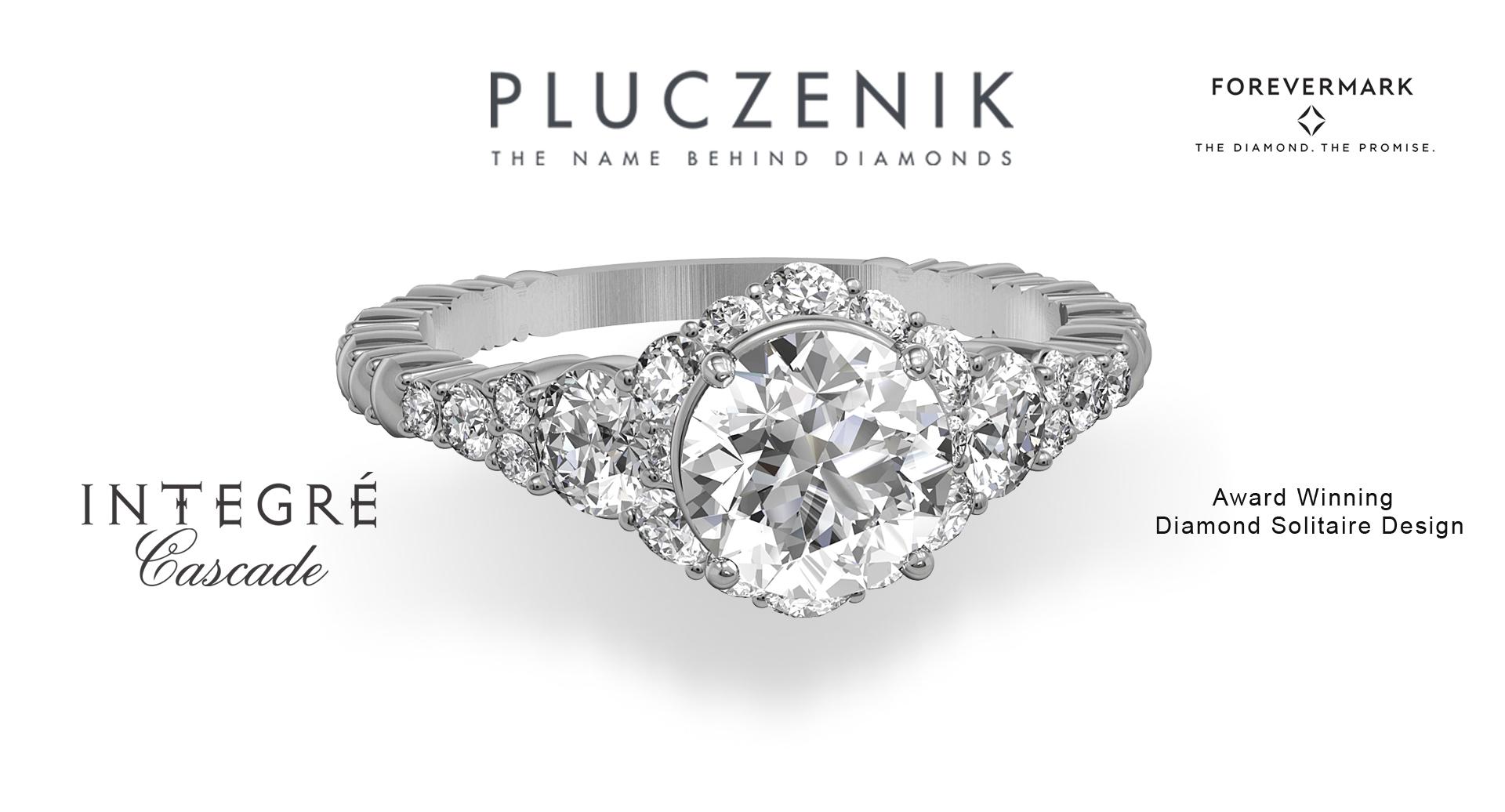Integre, Beautiful Diamond Engagement Ring