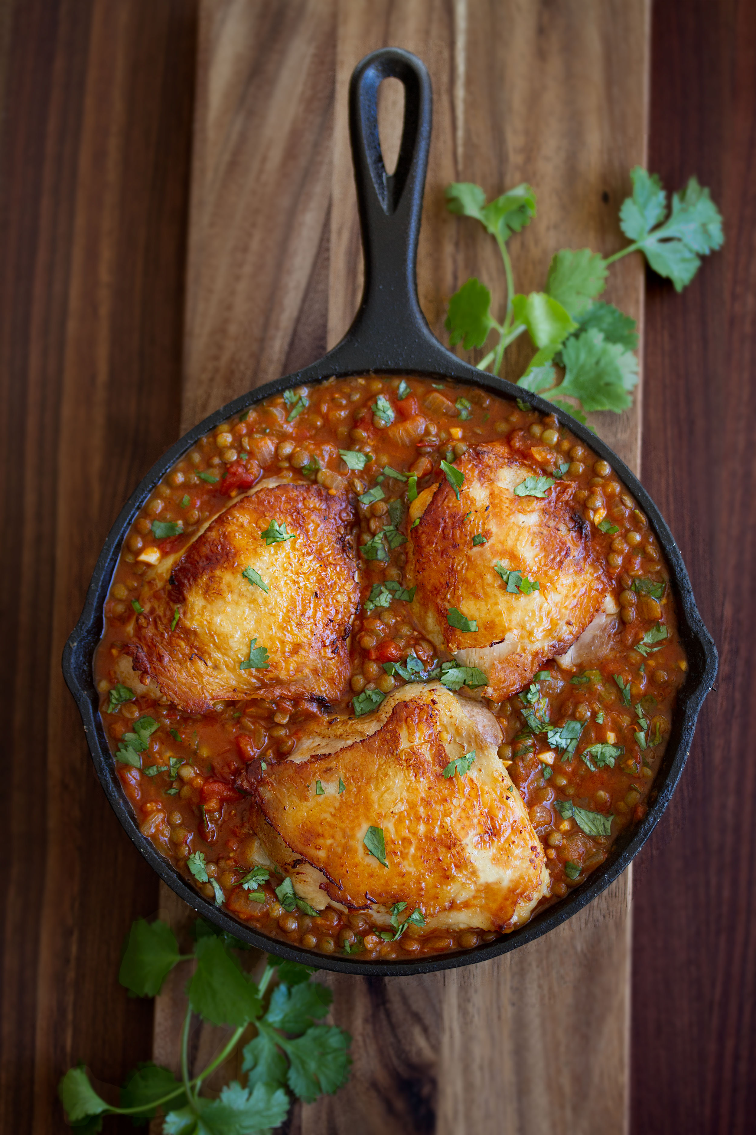chicken thigh mina harissa 2