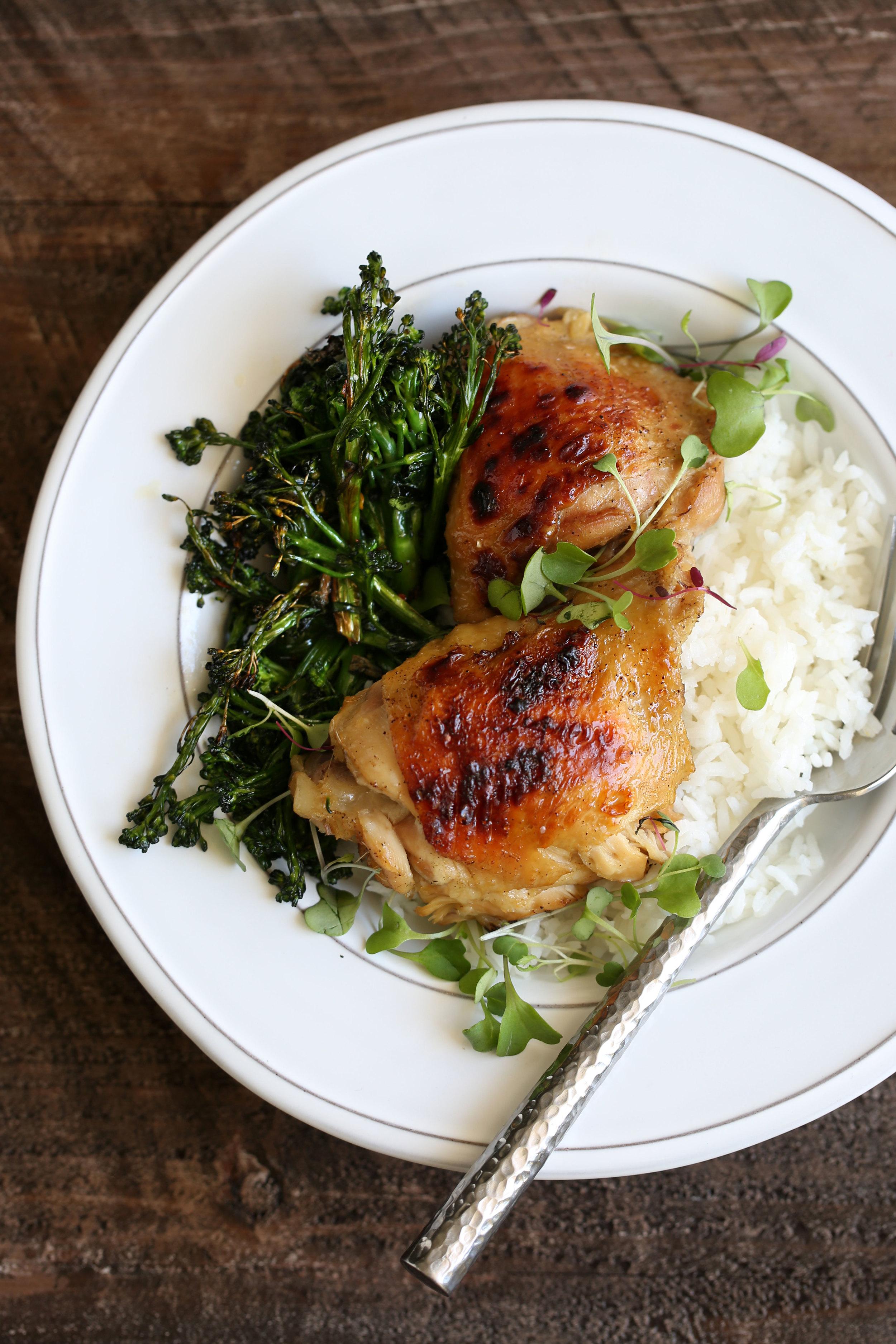 braised lemongrass chicken 2