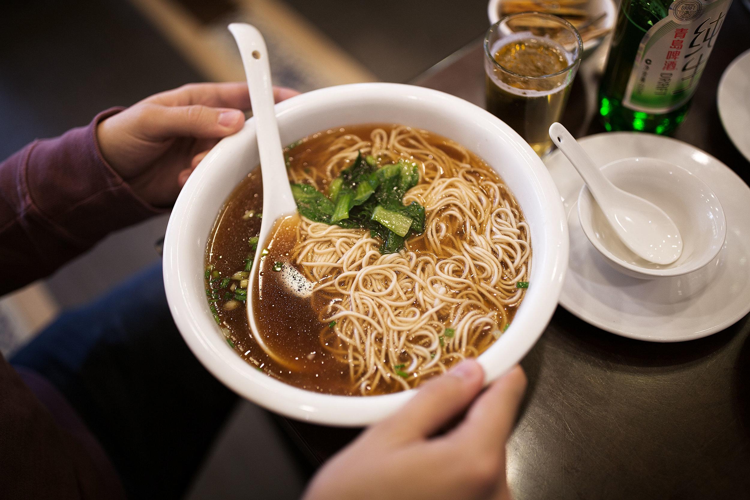 de xin guan lifelong noodles