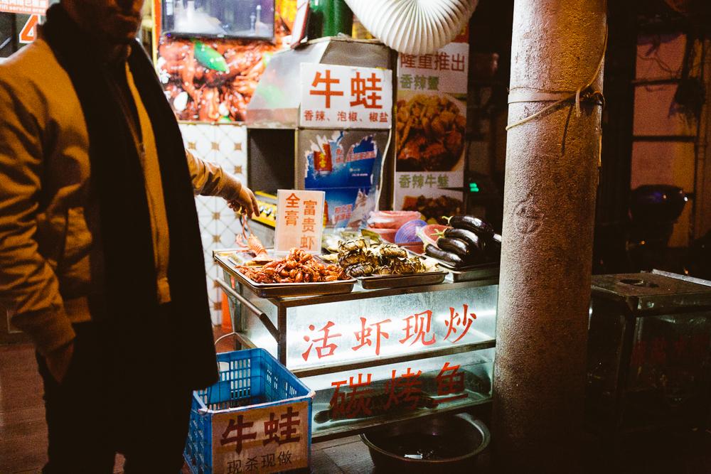 night market food tour