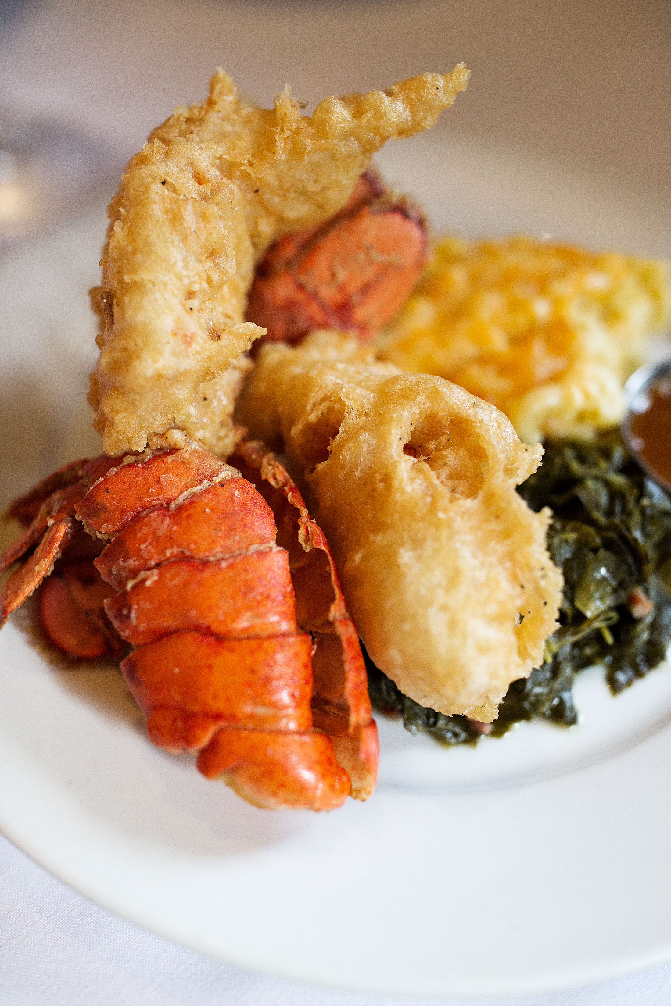 olde pink house fried lobster tails