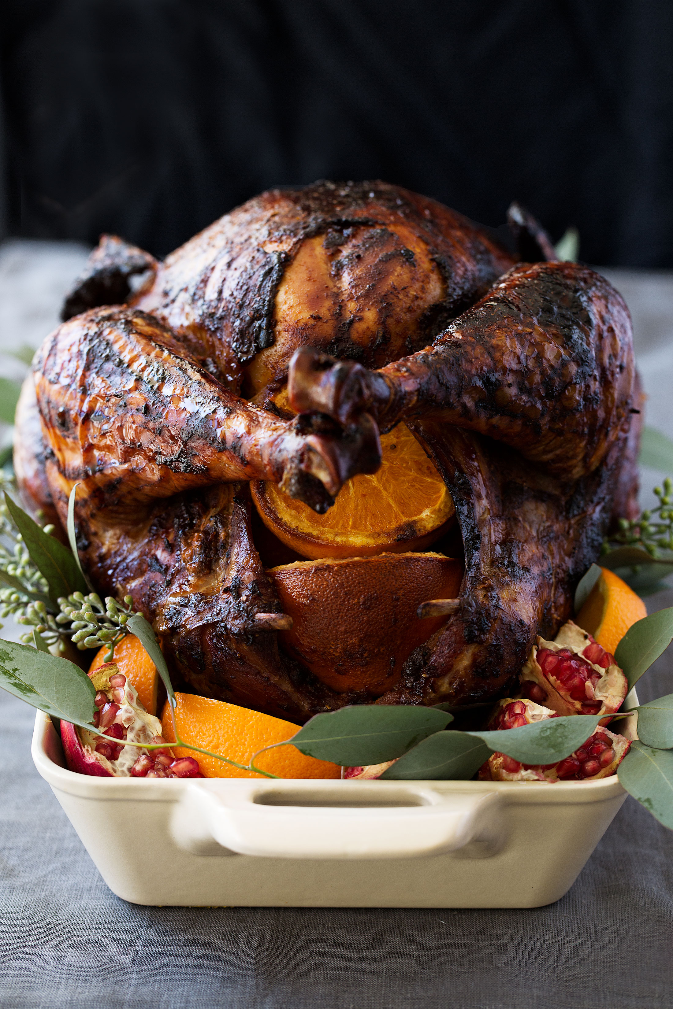 chili rubbed turkey with orange cooking with cocktail rings home depot ingredients