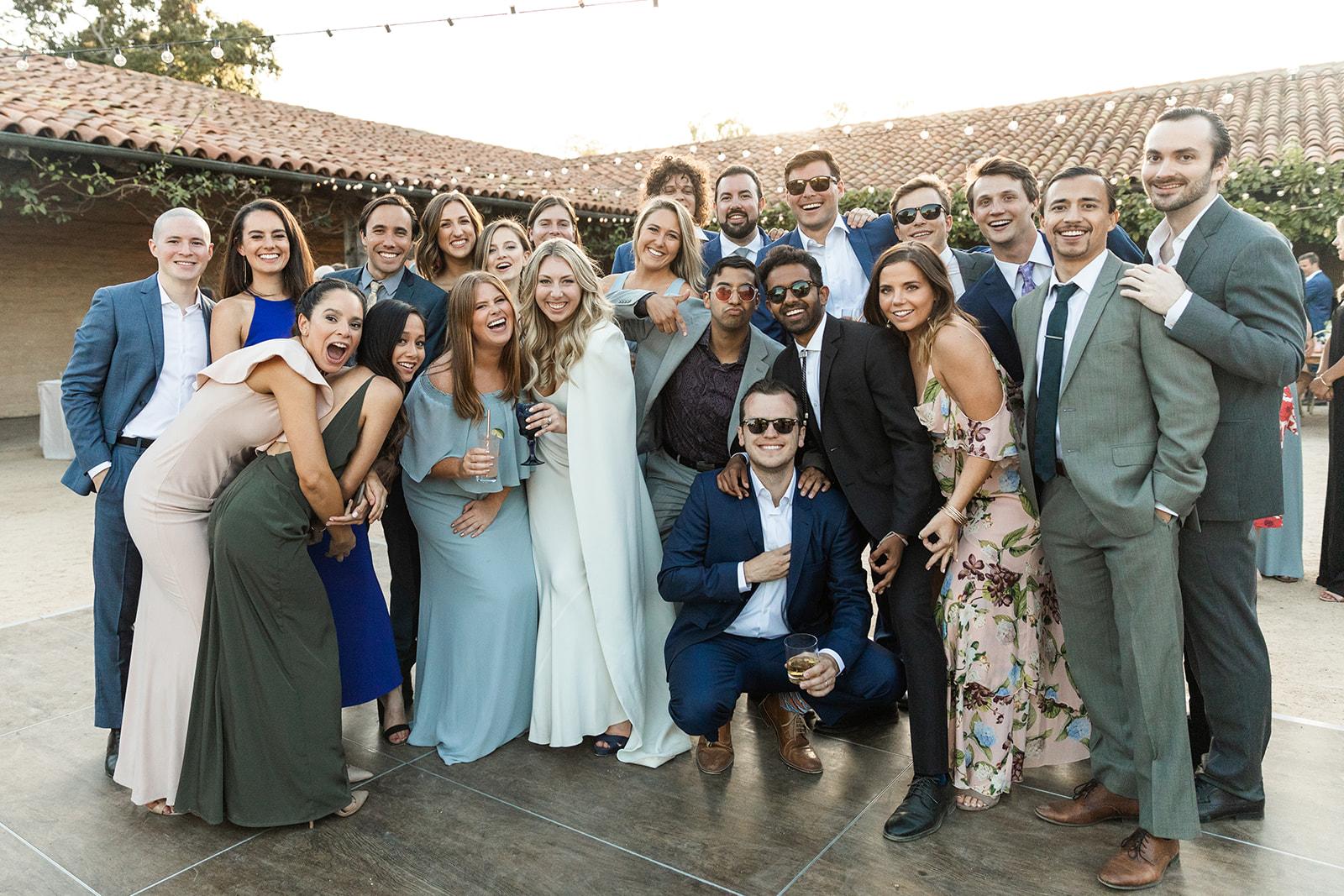 locals only mazon chambers wedding santa barbara california