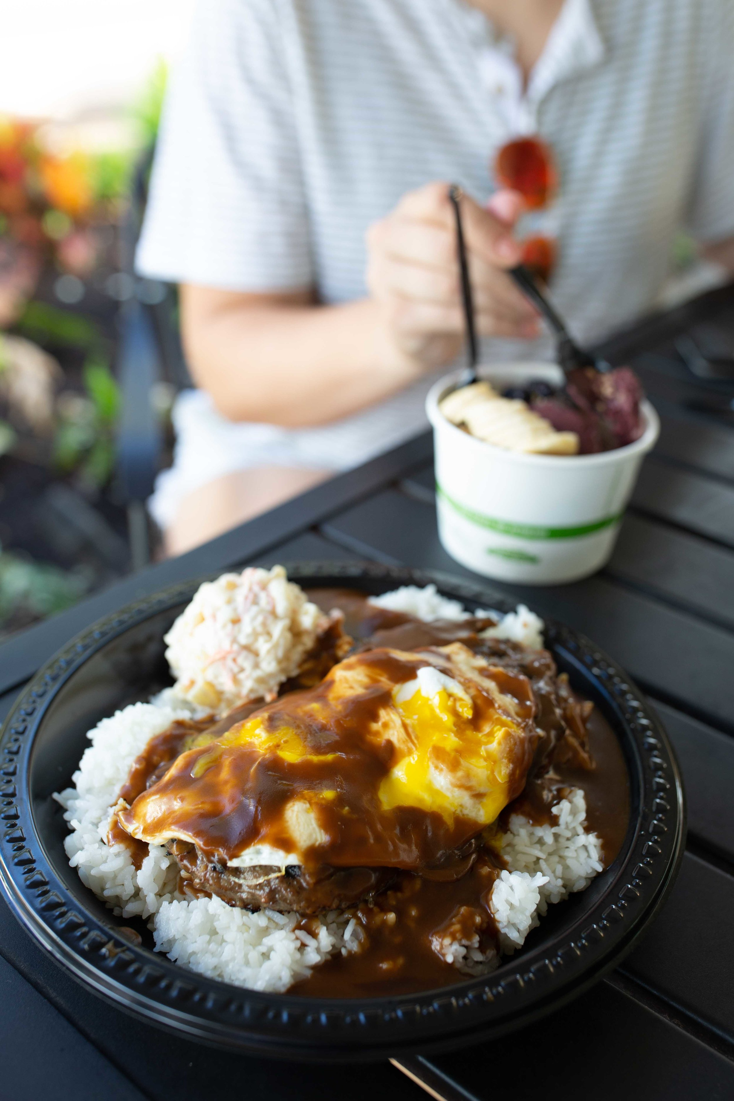 Ted's Bakery Loco Moco