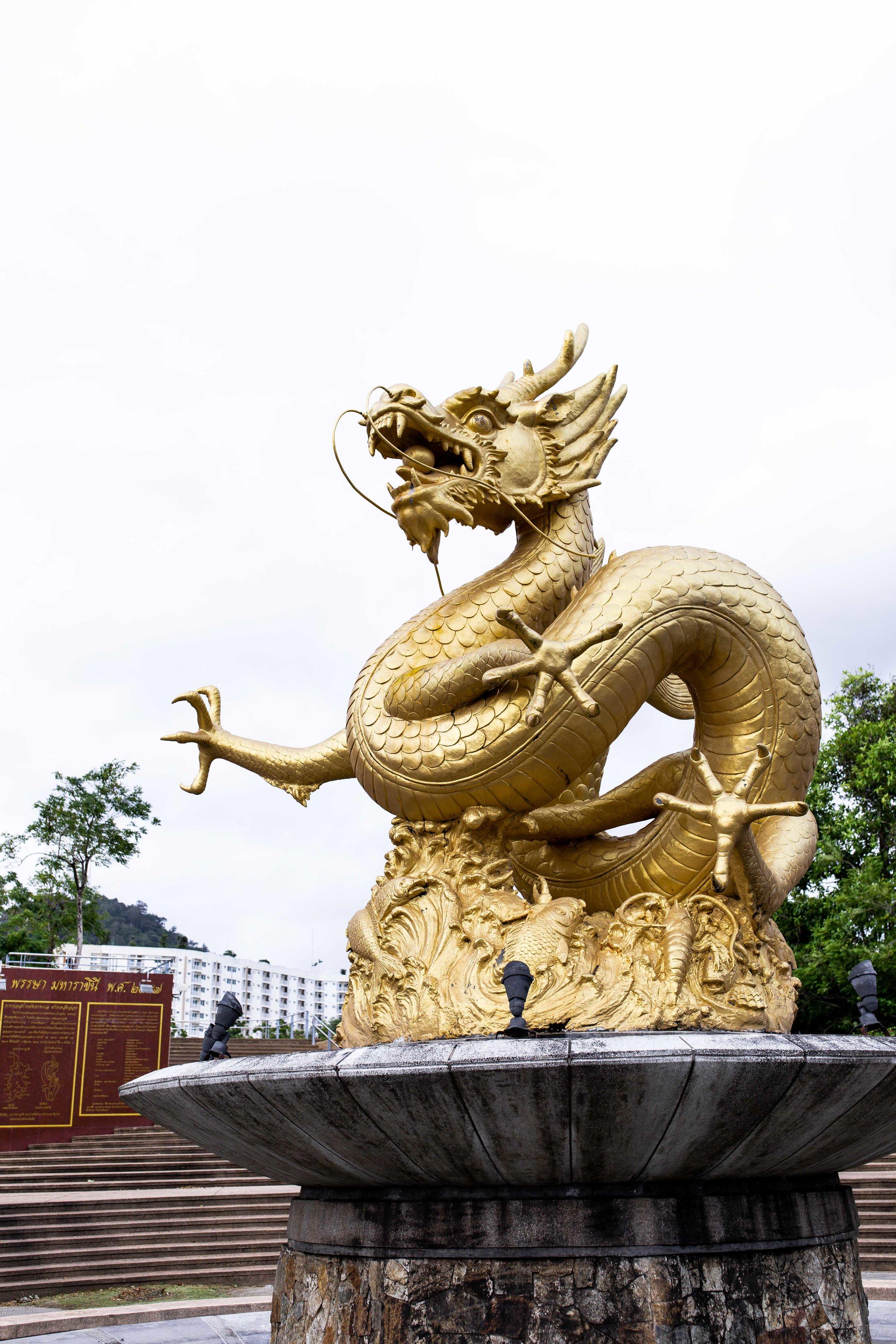 dragon phuket