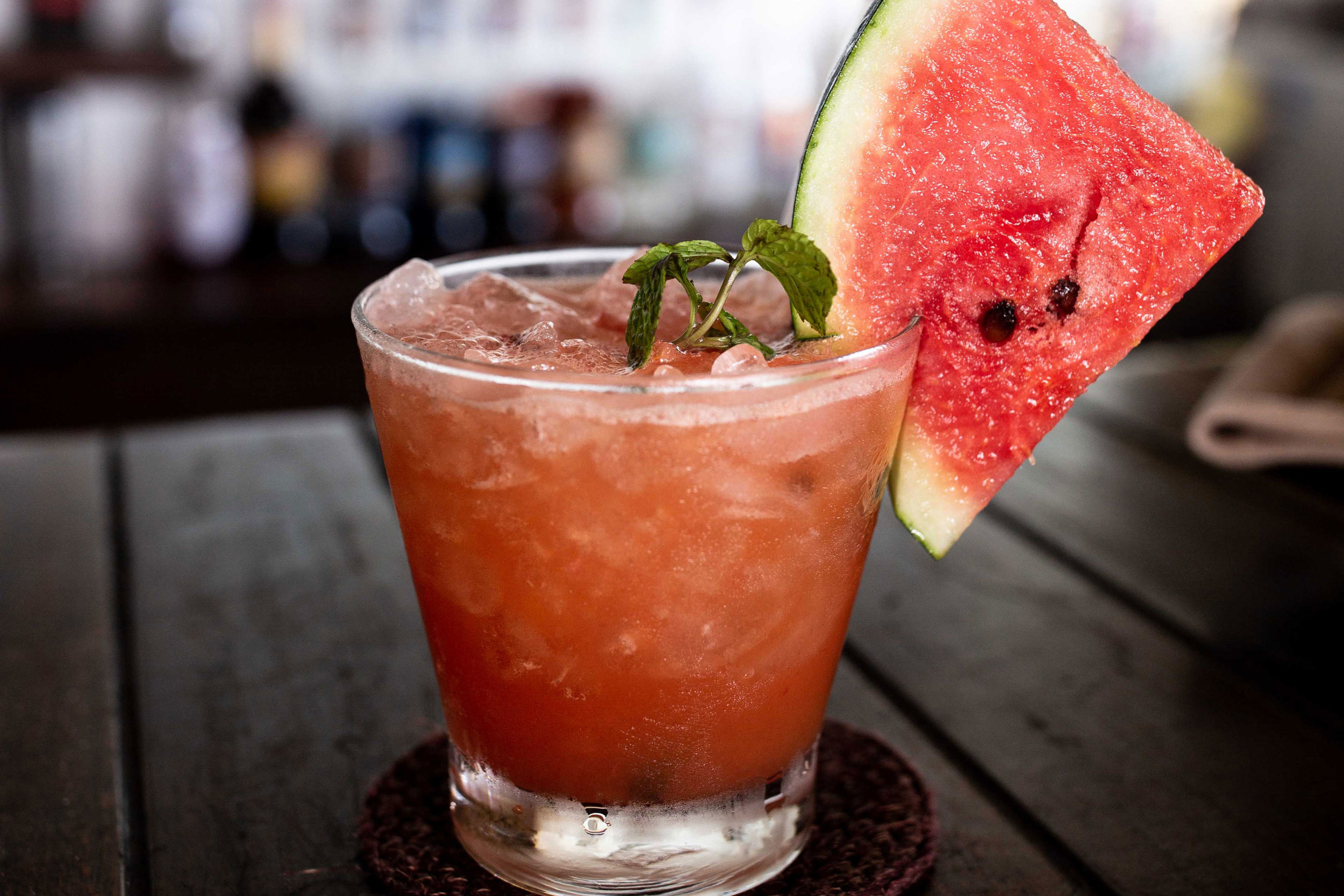 watermelon cocktail