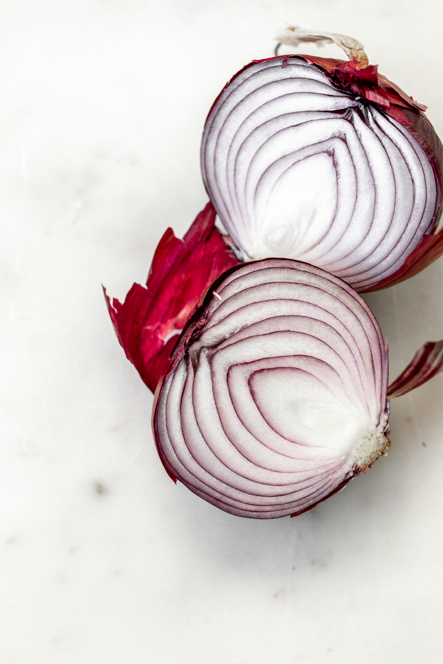 red onion ingredients